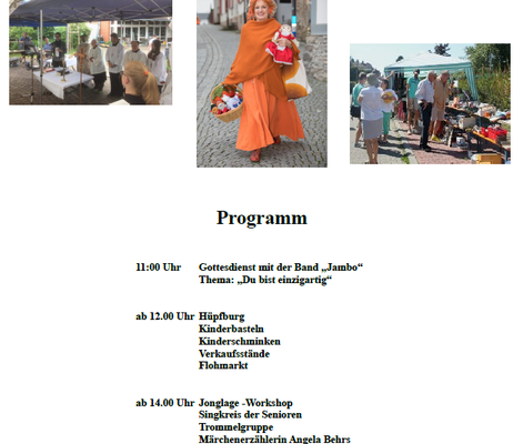 Alfred-Delp-Haus Sommerfest 2018