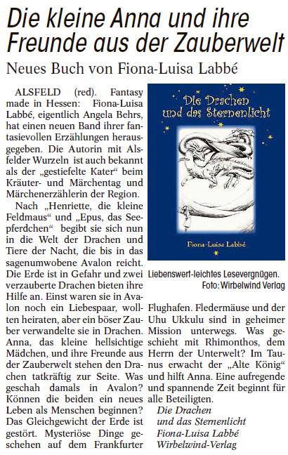 Oberhessische Zeitung - Dezember 2017