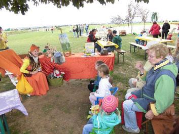 05.09.2015: Pflegekinderfest im Maislabyrinth Oberursel/Weißkirchen