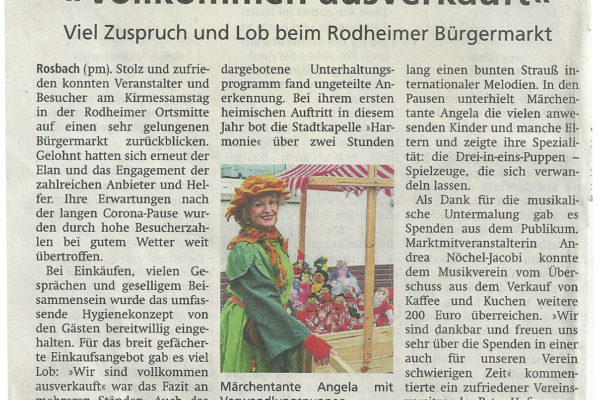 Wetterauer Zeitung - 23. Oktober 2020