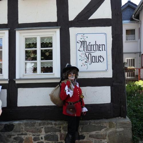 Zu Gast im Alsfelder Märchenhaus